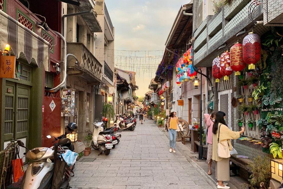 台南輕旅行好玩又好拍景點
